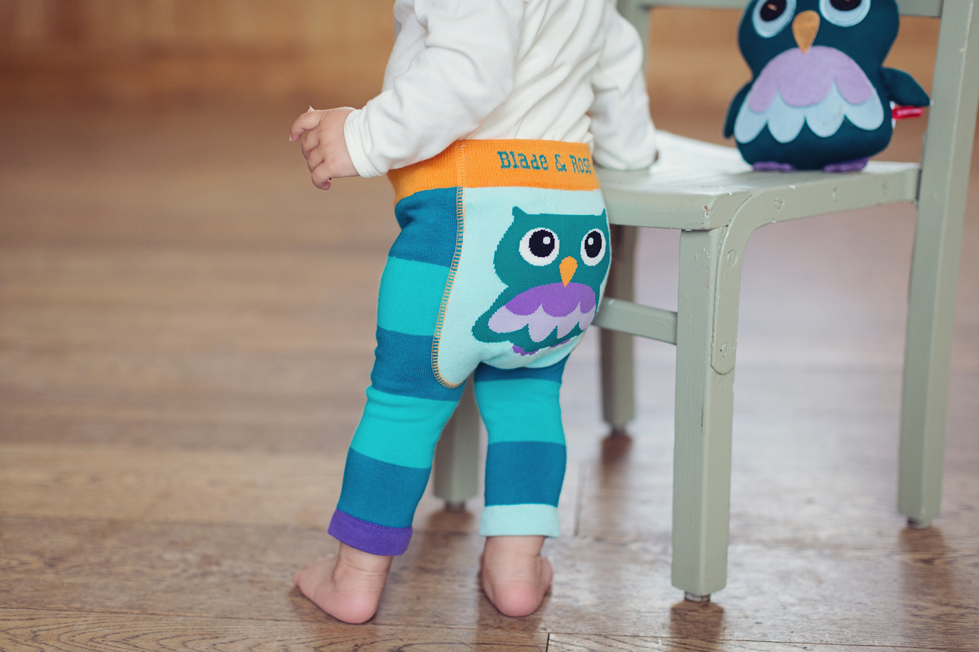 Blade and Rose Oheo Owl Baby Leggings – Little Monsters Boutique